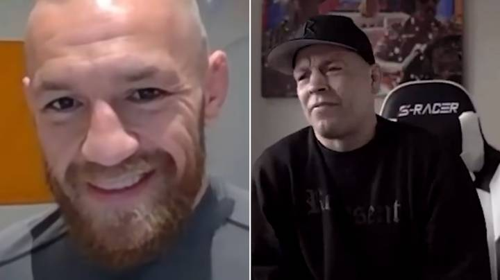 Conor McGregor Savagely Taunts Nate Diaz After He Reacts To Dustin Poirier Defeat