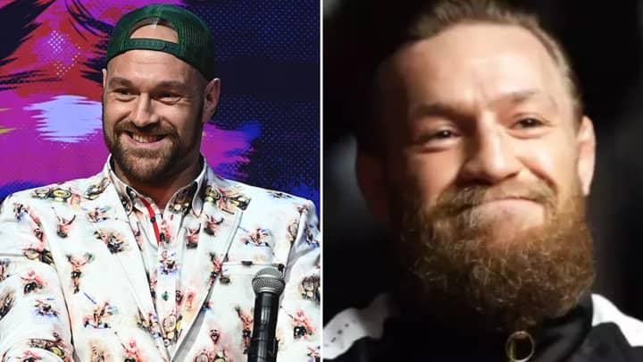 Tyson Fury Predicts The Winner Of Conor McGregor Vs Donald Cerrone