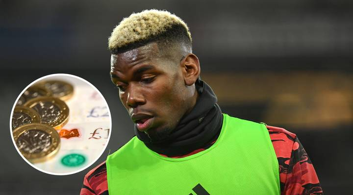 Manchester United Will Accept Bids From As Low As £50m To Offload Paul Pogba In The January Transfer Window
