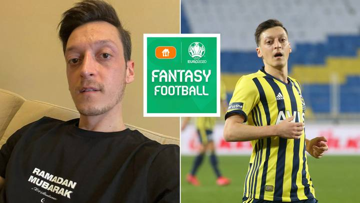 Mesut Ozil Reveals His Euro 2020 Fantasy Football Team And There's Only One England Player