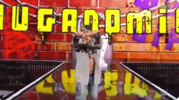 John Cena Turns Up At Wrestlemania 35 As The Doctor Of Thuganomics