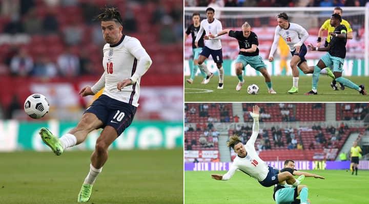 England Fans Demand Gareth Southgate Start Jack Grealish At Euro 2020 After Impressive Performance Vs Austria