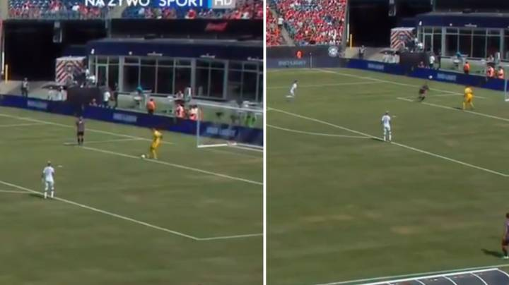 Benfica Exploited The New Goal-Kick Rule In Incredible Way Against AC Milan