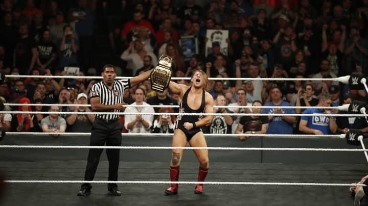 SPORTbible Speaks To WWE United Kingdom Champion Pete Dunne