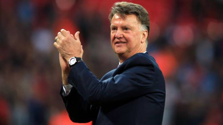 The Odds On Louis Van Gaal Becoming Everton Manager Have Been Slashed