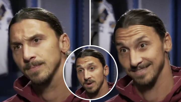 Zlatan Ibrahimovic Shuts Down Reporter After He Suggests Carlos Vela Could Be Best In MLS