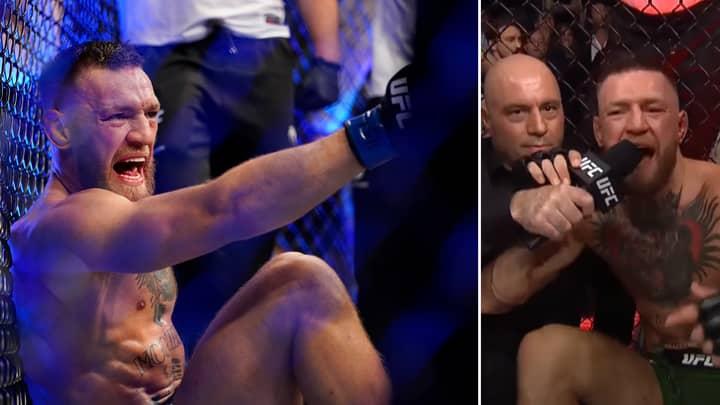 'Narcissistic' Conor McGregor Told He Should Have No Fans After 'Horrible' UFC 264 Antics