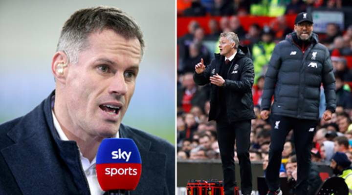 Jamie Carragher Sums Up Fan Reaction To Proposed New European Premier League