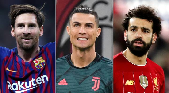 The Top 10 Highest-Paid Footballers In 2020 According To Forbes