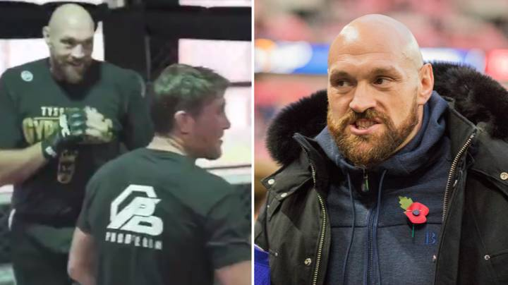 Tyson Fury Has Offer To Train With Conor McGregor But Dismisses UFC Switch