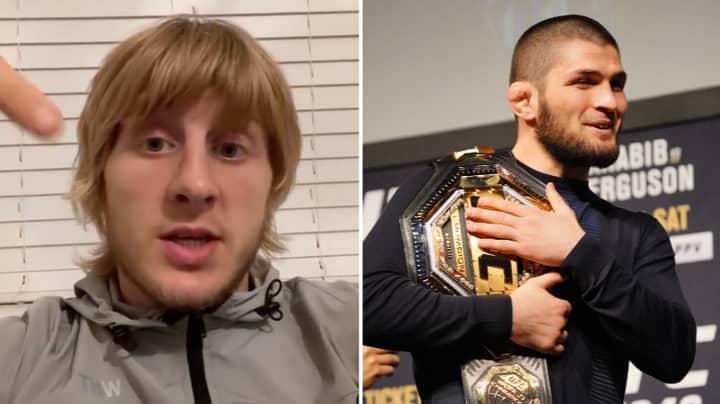 Paddy Pimblett Explains Why He Called Khabib Nurmagomedov 'The Karen Of MMA'