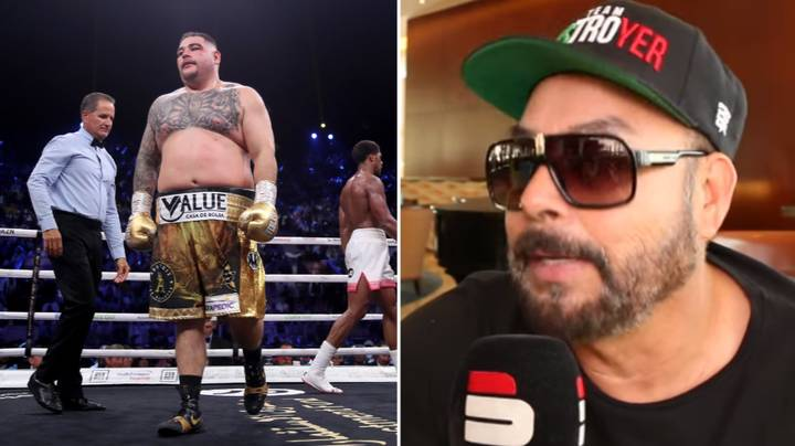 Andy Ruiz Sr Explains Why His Son Came In Overweight For Anthony Joshua Rematch