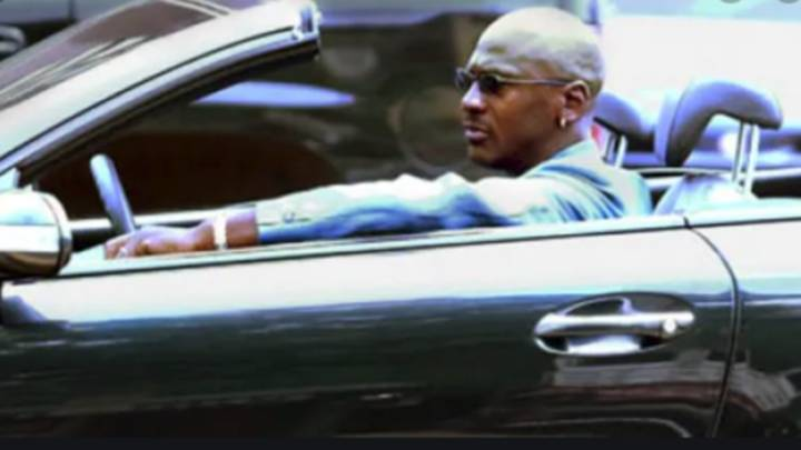 Michael Jordan's Car From 'The Last Dance' Doco Is Up For Sale On Ebay