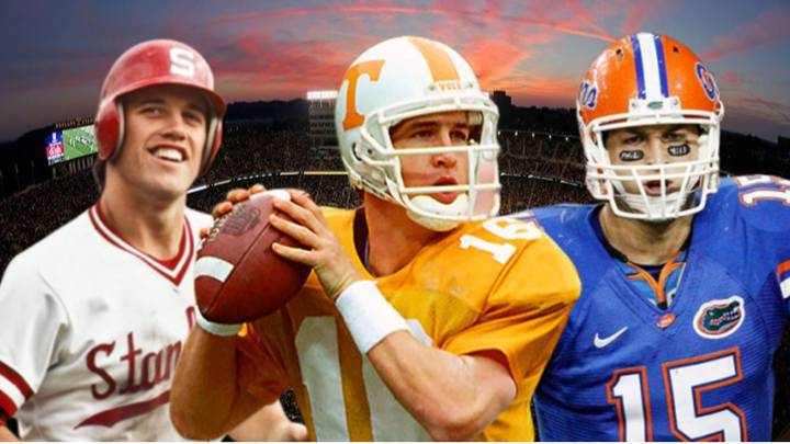 Tim Tebow Named Greatest College Football Quarterback Of All Time