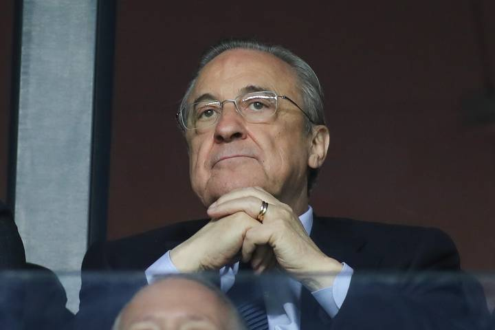 Pérez Wants Madrid To Beat One Team In The Champions League Final