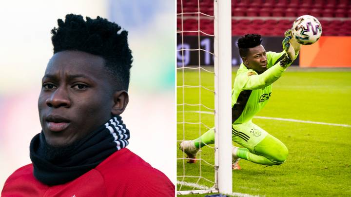 Ajax Goalkeeper Andre Onana Banned From Football For 12 Months By UEFA