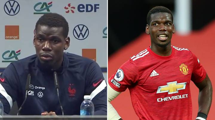 Paul Pogba's Latest Admission Has Manchester United Fans Worrying About His Future