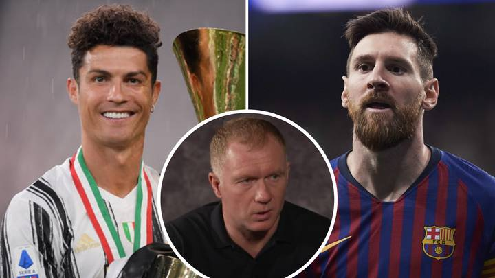 Paul Scholes Names Player Who He Thinks Can Reach 'Levels' Of Cristiano Ronaldo And Lionel Messi