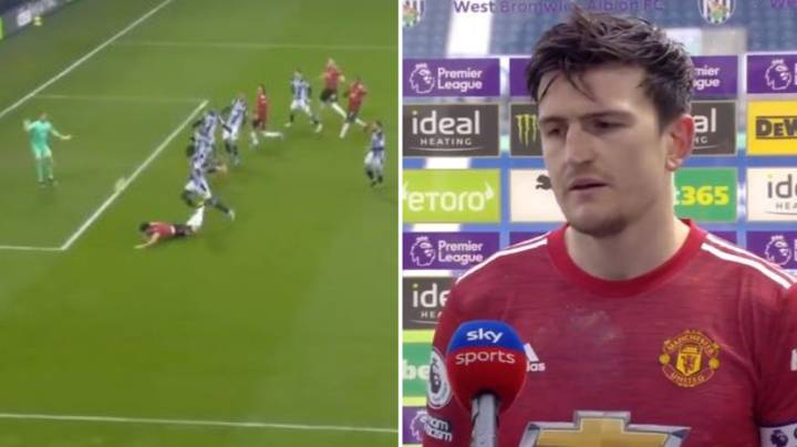 Harry Maguire Blames Rival Managers For Lack Of Penalties
