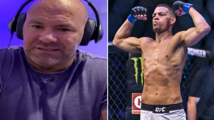 Dana White's Response When Asked If Nate Diaz Will Return To The UFC