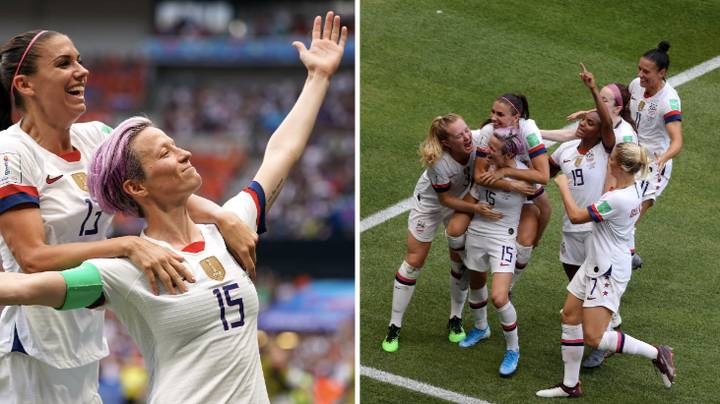 USA Win The 2019 FIFA Women's World Cup