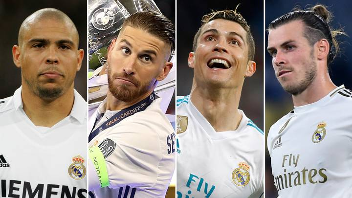 Sergio Ramos Named 13th Greatest Real Madrid Player Of All Time, Top 50 Ranked