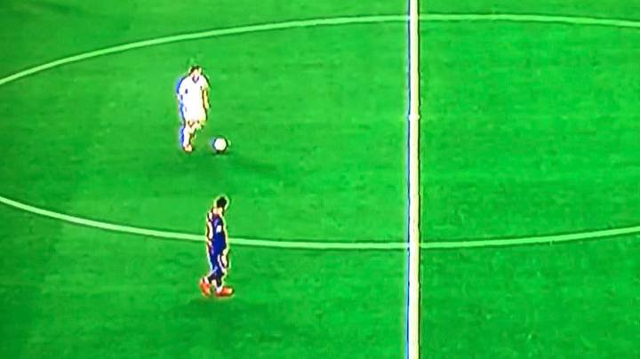 Football Fans Aren't Too Happy With Lionel Messi's Latest On-Field Act