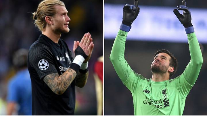 Alisson Talks About Loris Karius' Mistakes In The Champions League Final