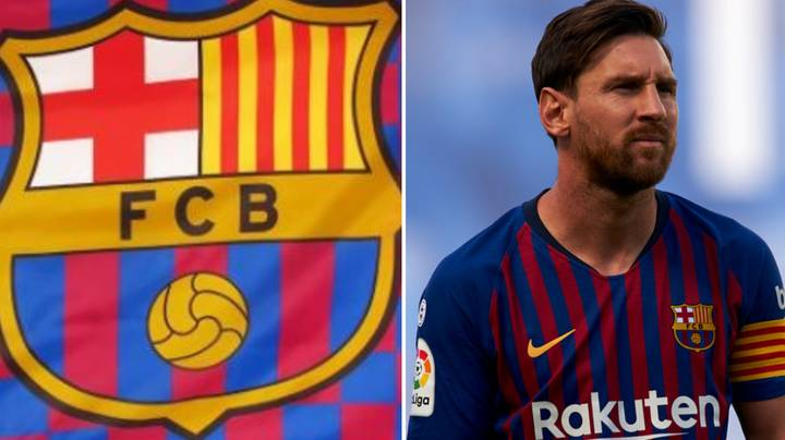 Barcelona's 2019/20 Home Kit Will Break Away From Tradition