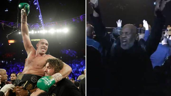 Mike Tyson Celebrated Tyson Fury's Win Over Deontay Wilder