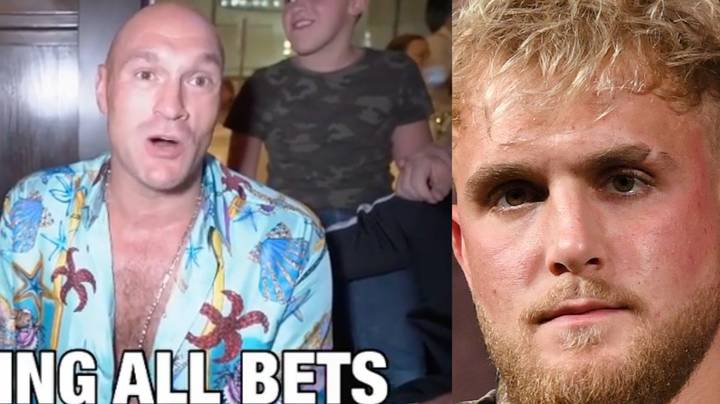 Tyson Fury, Shaquille O'Neal And Tommy Fury Call Out Both Jake And Logan Paul For Fight