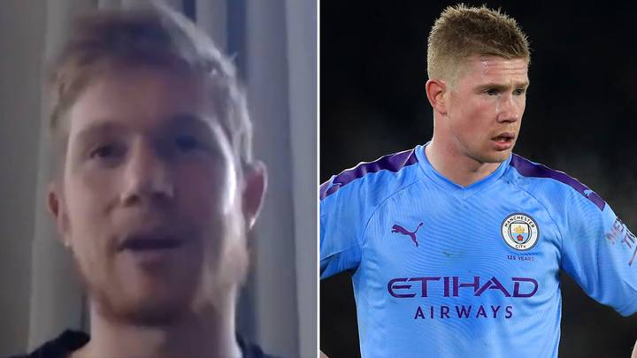 Kevin De Bruyne Has Worried Manchester City Fans With Comments About His Future