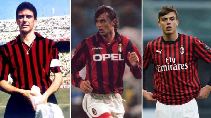 Daniel Maldini Becomes The Third Generation Maldini To Play For AC Milan