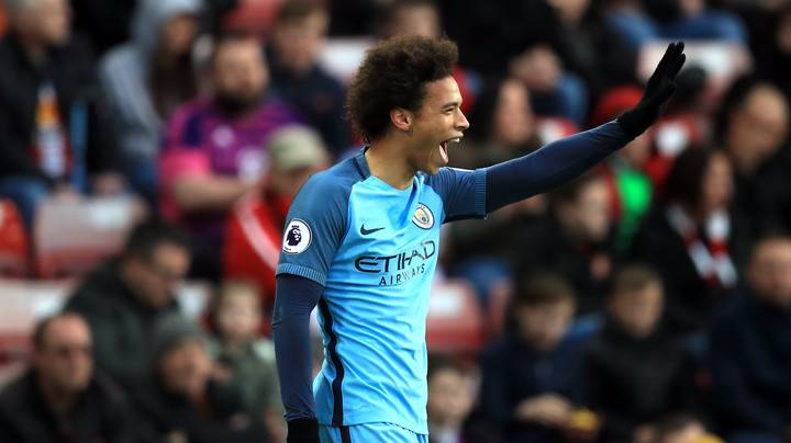 Leroy Sane Has Quickly Become A Pivotal Player For Manchester City