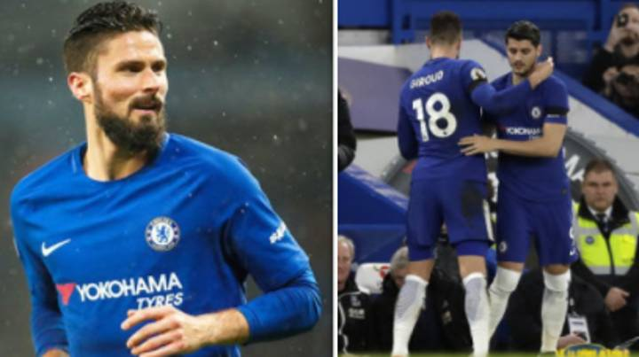Chelsea Fans Are All Saying The Same Thing About Olivier Giroud