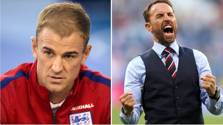 What Joe Hart Was Doing While England Qualified For First World Cup Semi Final In 28 Years
