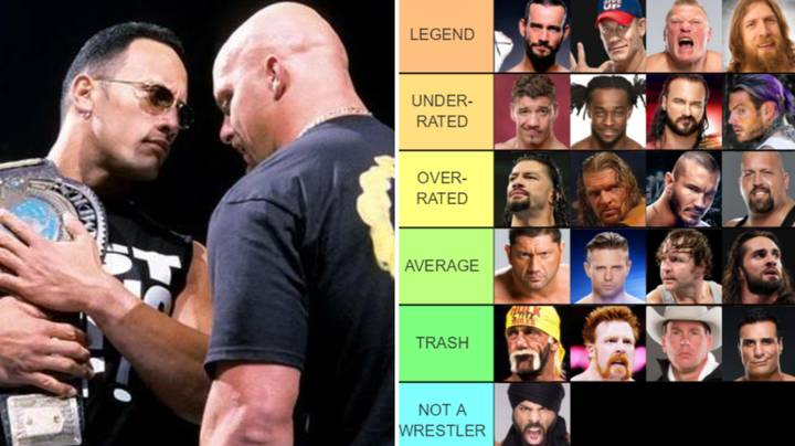 We Ranked WWE Champions Since 2000 From 'GOAT' To 'Not A Wrestler'