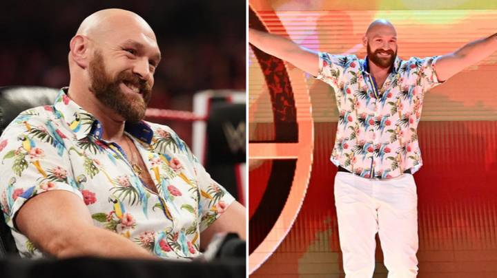 Tyson Fury Set To Make Incredible £12 Million From WWE Deal