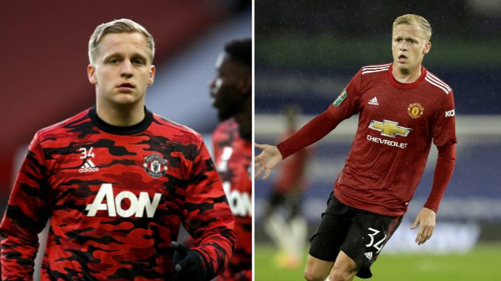 Donny Van De Beek Set To Be Saved From Manchester United Nightmare