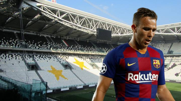 Juventus Agree £72.5 Million Fee With Barcelona For Arthur
