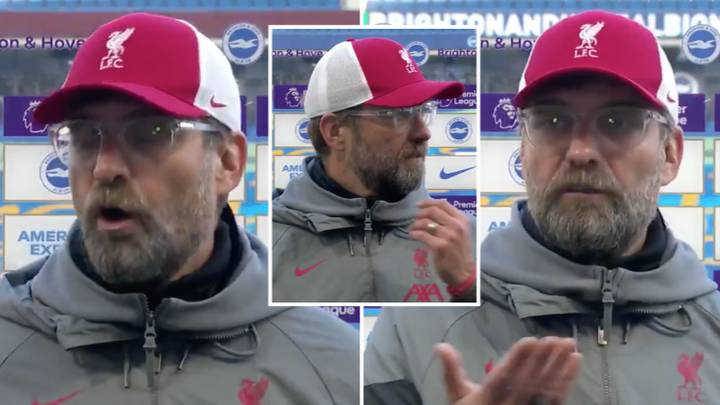 Jurgen Klopp Has Heated Argument With Reporter Des Kelly About Broadcast Schedule