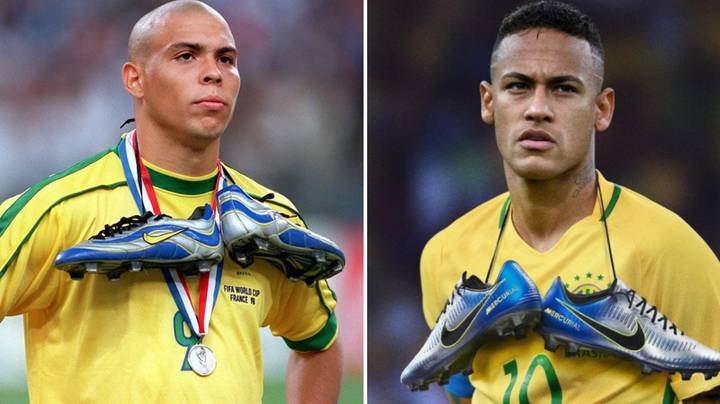 Nike Have Released A Tribute To The Iconic Mercurials Wore By Ronaldo In 1998