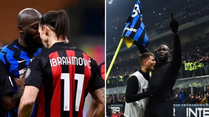 A Tweet From Last Year May Have Started Romelu Lukaku And Zlatan Ibrahimovic Feud