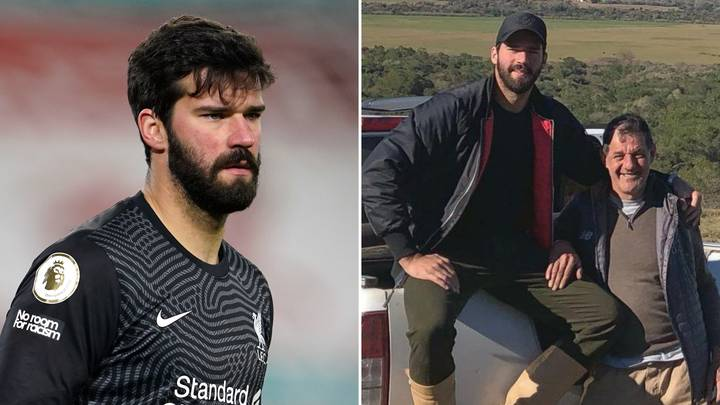 Alisson Will Miss His Father's Funeral In Brazil Due To COVID-19 Restrictions