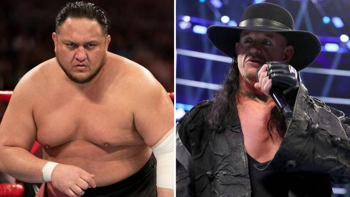 Samoa Joe 'Absolutely' Wants To Face The Undertaker In Dream WWE Showdown