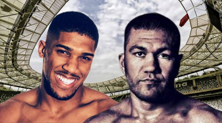 Kubrat Pulev Claims That Anthony Joshua Fight Will Happen In May