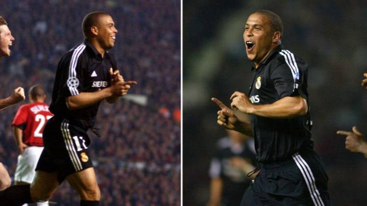 Remembering Ronaldo's Incredible Old Trafford Performance That Earned A Standing Ovation