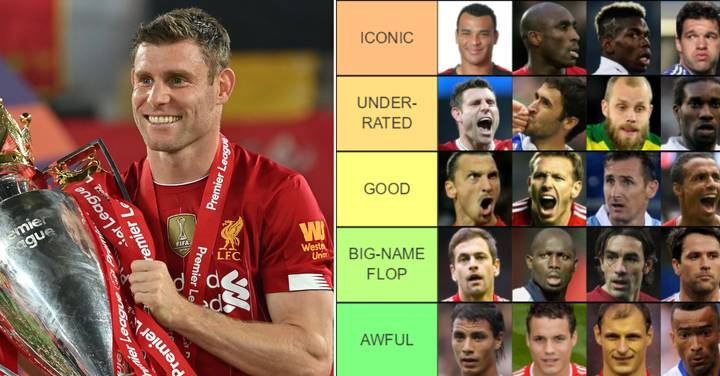 Football's Famous Free Transfers Ranked From 'GOAT' To 'Stil A Rip-Off'