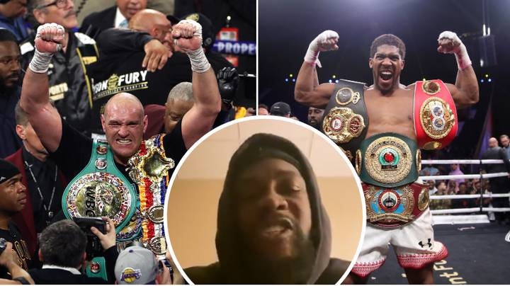 Deontay Wilder Makes Demands To Step Aside For Tyson Fury Vs. Anthony Joshua