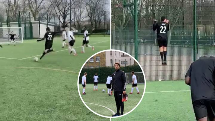 Kaka Turns Up To 7-A-Side Game In Hackney, Scores A Worldie And Absolutely Runs The Show